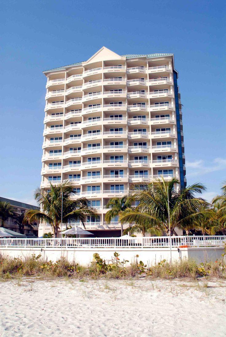 Lido Beach Resort in Sarasota, FL