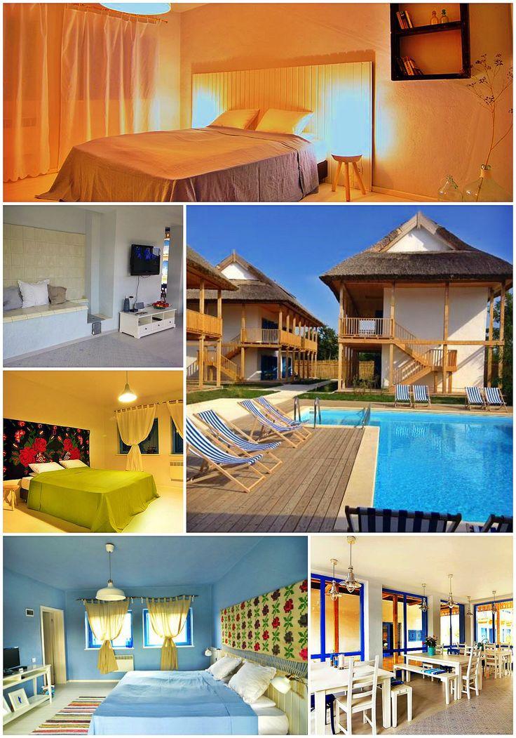 Limanul Resort - Danube Delta se află în Chilia Veche, Delta Dunarii. Un loc minunat si numai bun pentru relaxare.