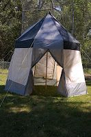 Stuff Maker Blog: Popular series from the past: Medieval Pavilion Tent