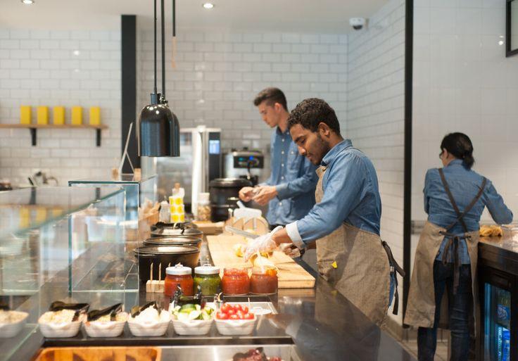 McDonald's opens The Corner, a one-off McCafé in Camperdown - Broadsheet Sydney - Broadsheet