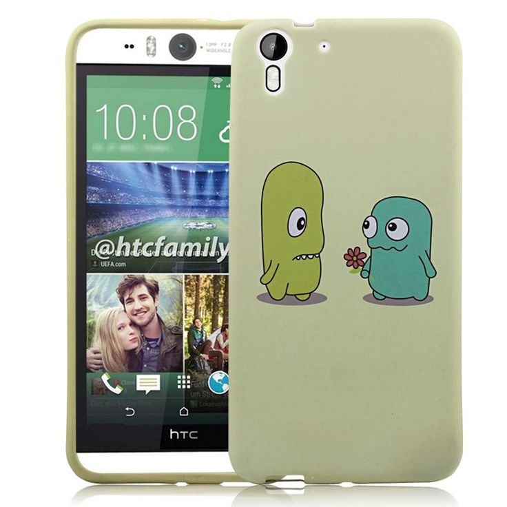 HTC Desire Eye Monsterly Love TPU Case - nucecases.com