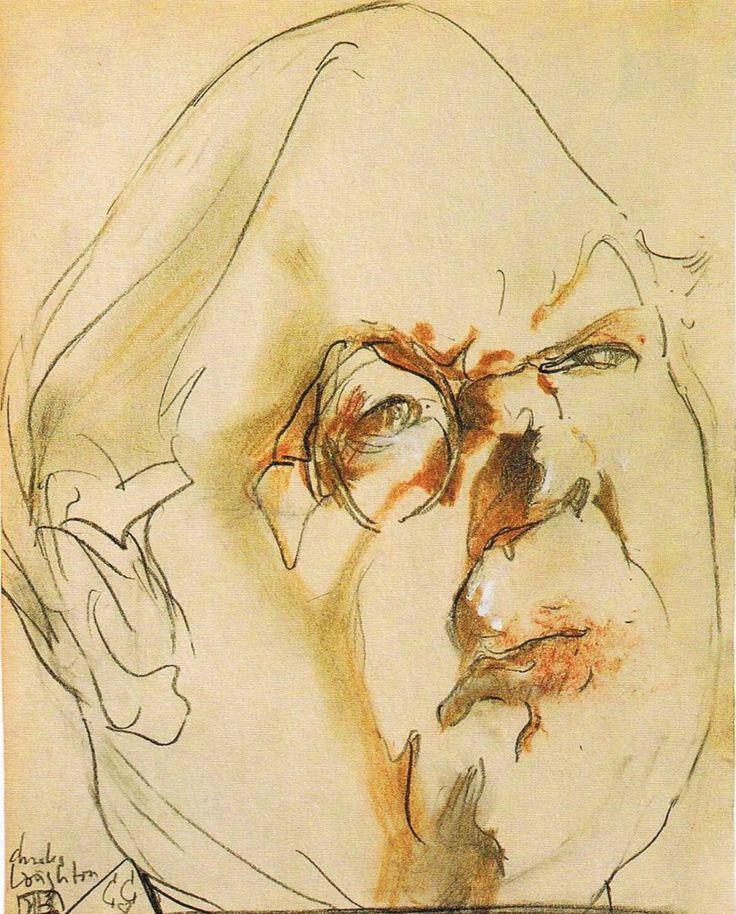 Horst Janssen: 10 Portraits
