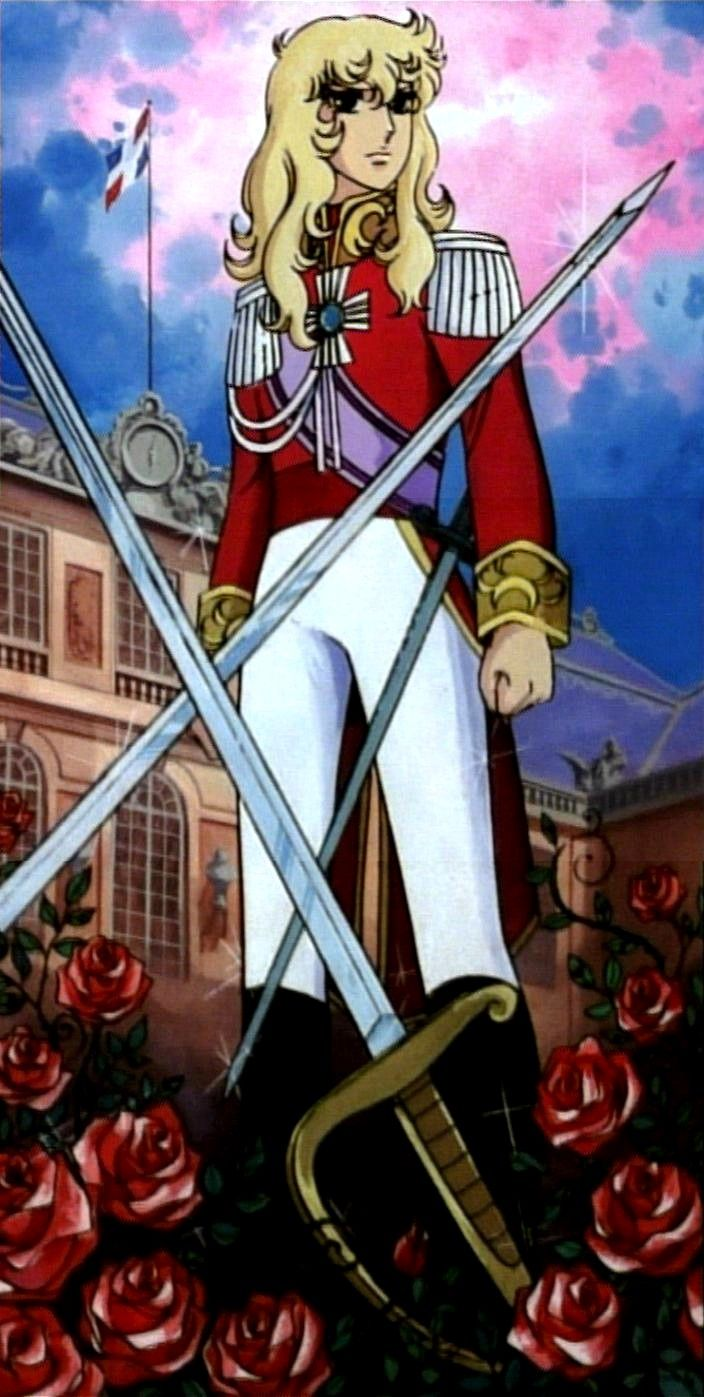 My Favorite female character is Oscar François De Jarjayes! From Rose of Versailles