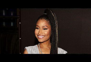 Nicki Minaj Sends a Beautiful Message to Blue Ivy Carter