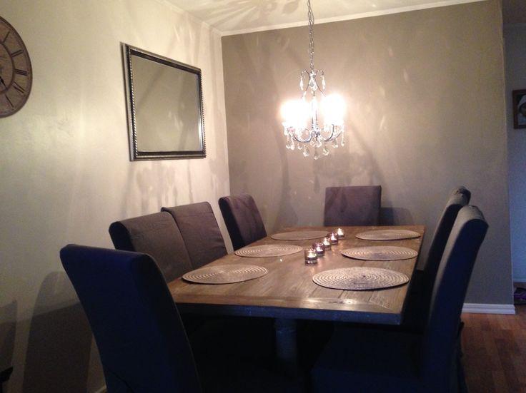 New diningroom
