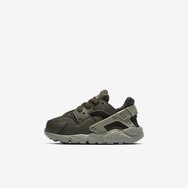 Nike Huarache Infant/Toddler Shoe | Sequoia/Dark Stucco