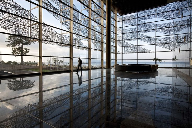 tabanlioglu architects: sipopo congress center
