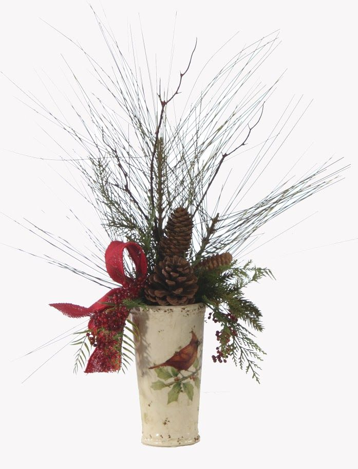 17 Best Images About Christmas Floral Designs On Pinterest