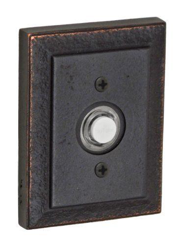 Fusion Hardware American Relic Collection Ahwahnee Doorbell Dark Bronze  Model U003eu003eu003e See This Great Product.