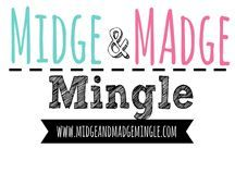 Midge & Madge Mingle