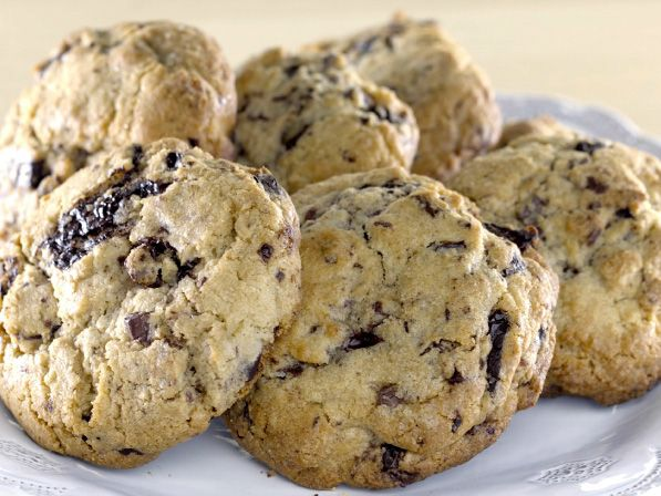 Sin City Cookies recipe from Giada De Laurentiis via Food Network