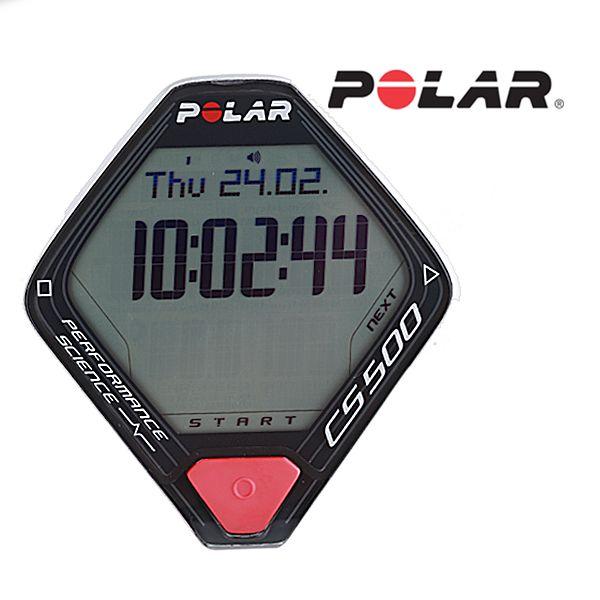 El ciclocomputador CS 500 ofrece toda la información necesaria del ciclismo para mejorar el rendimiento. También guarda estos datos para su análisis posterior. http://www.elretirobogota.com/esp/?dt_portfolio=polar-pro
