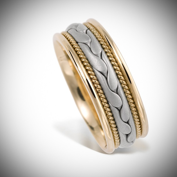 Find The Perfect Wedding Band And Say I Do We Feature Designs From Christian Bauer Diana Scott Kay More
