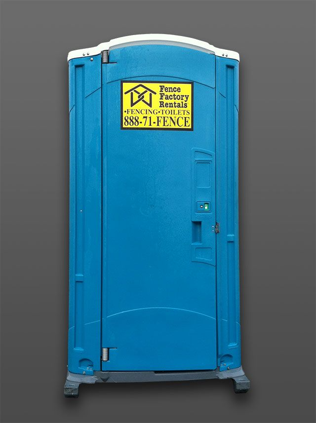 37 best portable toilets and fence rentals images on for Rent a portable bathroom