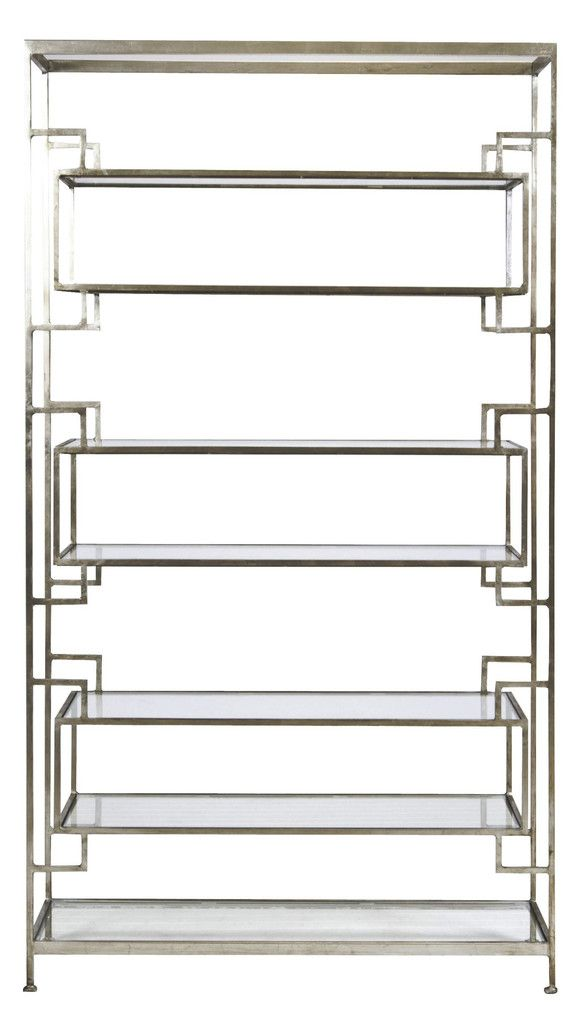 Gold Lamar Etagere only at Complete Pad ®   - 1