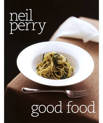 Feel and think ... about good food! Here's a good book to learn more from a star Aussie chef!