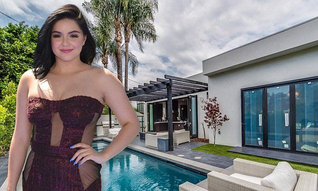 Modern Family's Ariel Winter, 19, sells LA house for a cool £1.25M