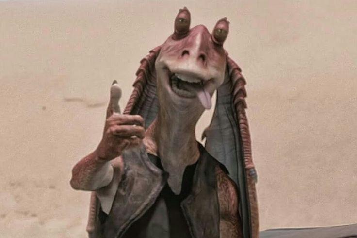Reddit theory makes sense: Jar-Jar Binks was a Jedi Master