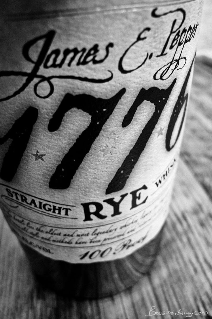 """James E Pepper is putting out unreal Rye & Bourbon. This 100 proof Rye has notes of spice, chocolate, clove & honey. The complexity of flavors combined w/ undeniable strength calls to mind Julius Caesar, V.i. The four big guns parley prior to battle (""""for your words, they rob the Hybla bees & leave them honeyless""""). Like  JC, this Rye will leave you reeling. Caesar? Revolution? 1776? Perfect. Need an amazing Father's Day/Christmas/B-day present? The 15 year Rye is practically a collector's…"""