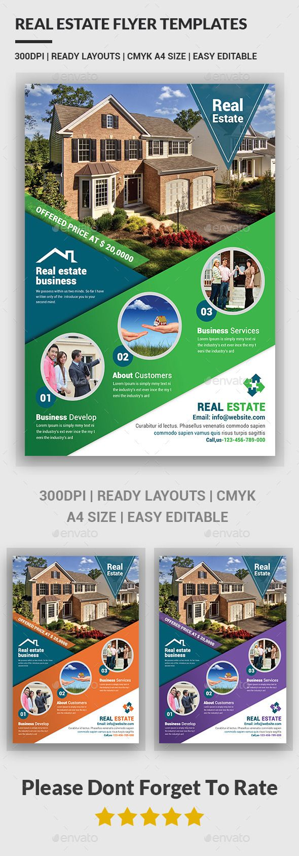 best images about work whr marketing real estate flyer templates psd design graphicriver net