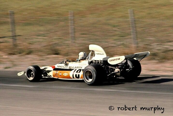 Denny Hulme M19B Mosport 1972