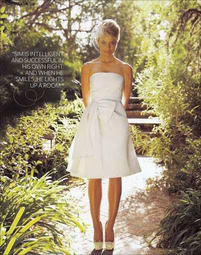 Jaime Pressly, InStyle Magazine Spring '10