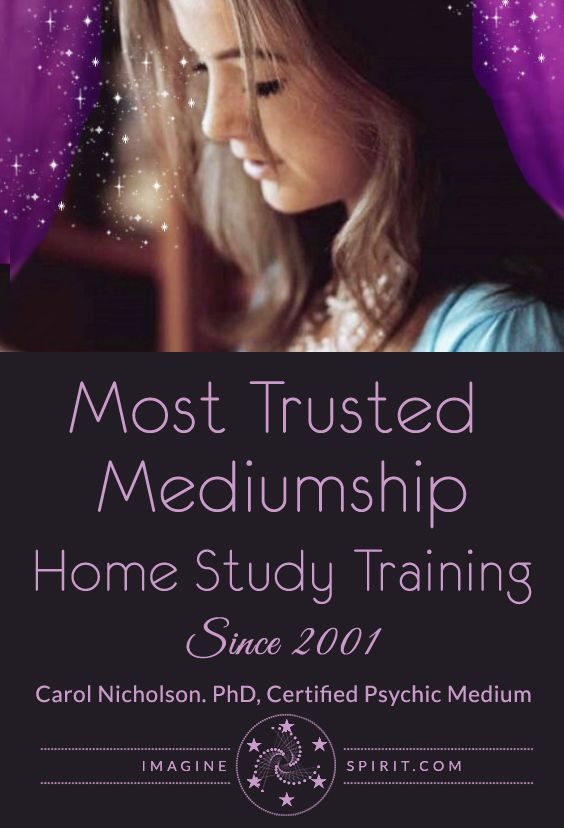 It has been my greatest joy to offer quality Mediumship  training for almost two decades.