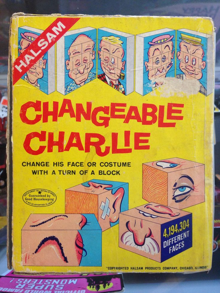 Halsam Changeable Charlie