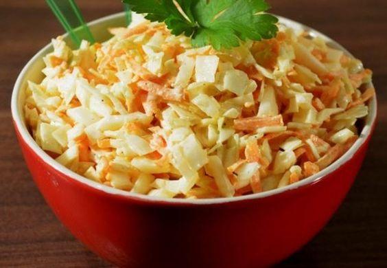 4 Συνταγές για λαχανοσαλάτα και όλα τα διατροφικά μυστικά για το λάχανο #Διατροφή