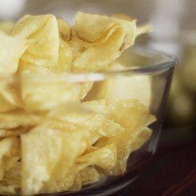 Bol de patatas fritas