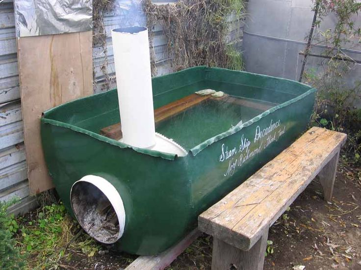 36 best images about diy hottub anyone on pinterest for Rocket water heater plans