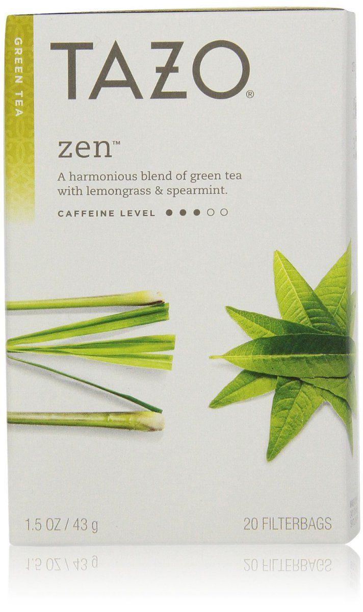 tazo green tea
