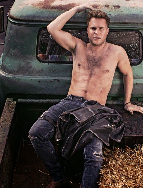 Olly Murs in Attitude. This confuses me.