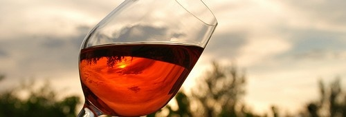 De zomer komt er aan dus tijd voor La Tulipe Rosé 2012 van Ilja Gort bij Albert Hein