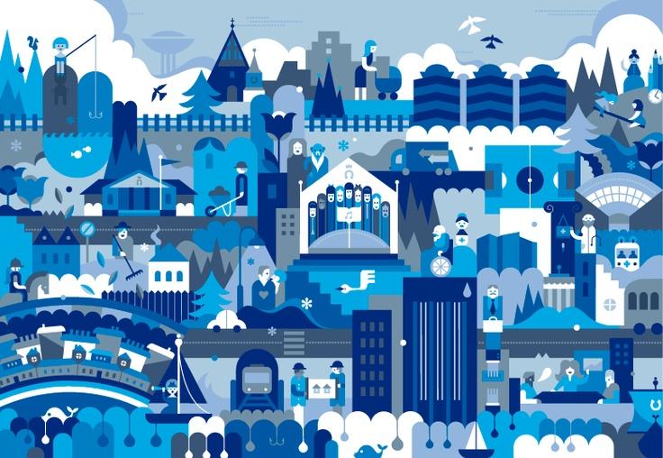 ESPOO CITY by Janine Rewell