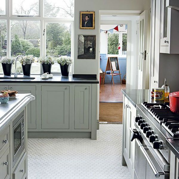 Modern Arts And Crafts Interiors Arts And Crafts Kitchen And ...