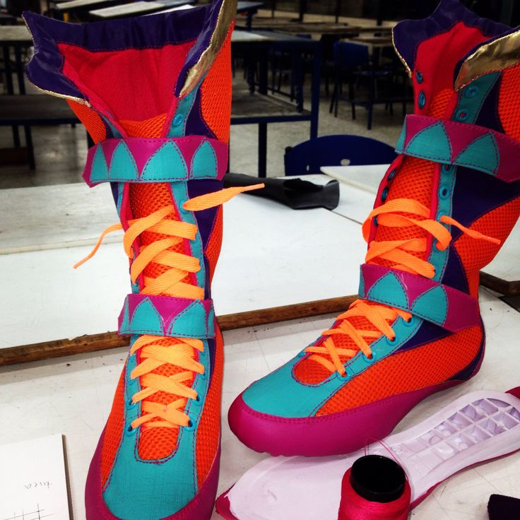 Armando botas