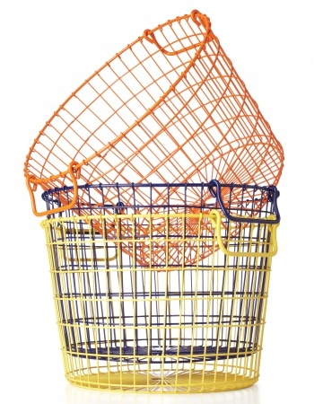 Wire Sorting Baskets