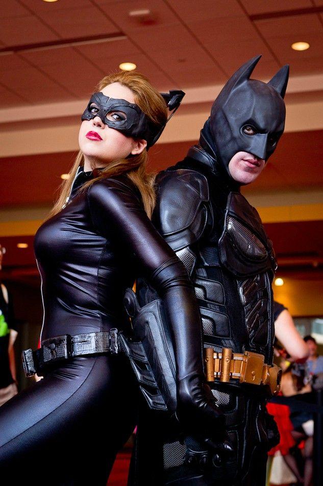 Dark Knight Rises Catwoman and Batman Cosplay - Imgur
