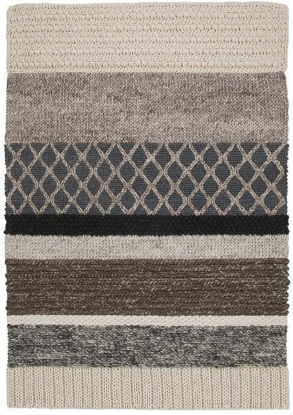 Karpet GAN-rugs Mangas Rectangular MR3 Vloerkleed