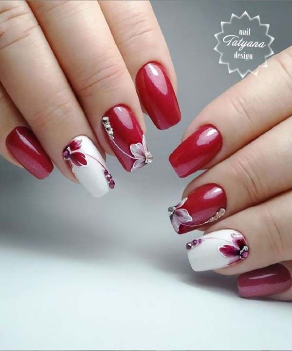 The Cutest And Creativelly Fabulous Nail Designs For Short Nails Can Be Found Here Square Nail Designs New Nail Art Design Popular Nail Designs