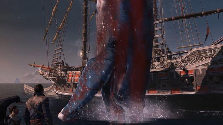 Balina Avı Assassin's Creed Rogue