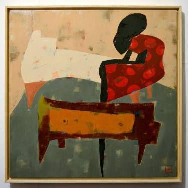 """Saatchi Art Artist Matteo Cassina; Painting, """"Metamorfosi"""" #art"""