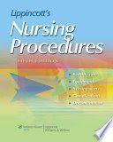 Lippincott's Nursing Procedures - Google Books