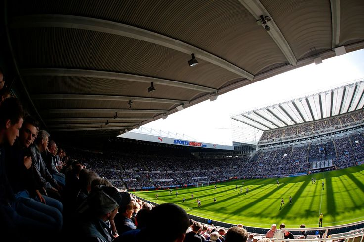 Newcastle United fans listed their ground as an Asset of Community Value.