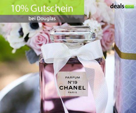 Ab sofort gibt es einen 10% Gutschein für Douglas! OHNE MINDESTBESTELLWERT! Zum Code geht es hier: http://www.deals.com/douglas #gutschein #gutscheincode #sparen #shoppen #onlineshopping #shopping #angebote #sale #rabatt #douglas #parfuem #makeup #parfum