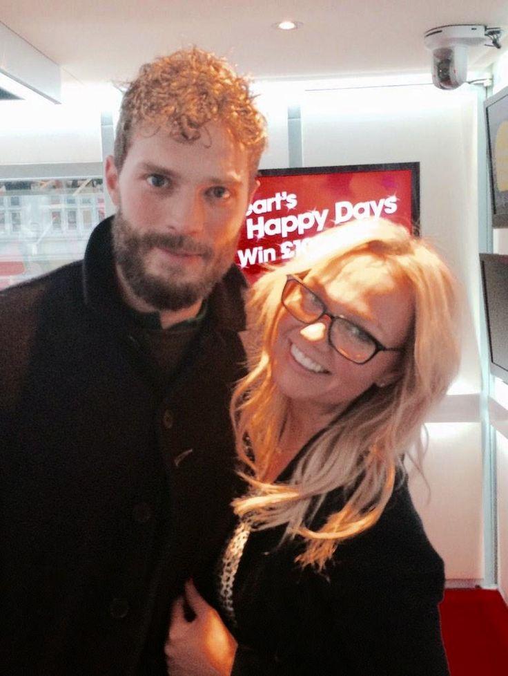 Jamie Dornan Life: Emma Bunton from Spice Girls Mentions Jamie