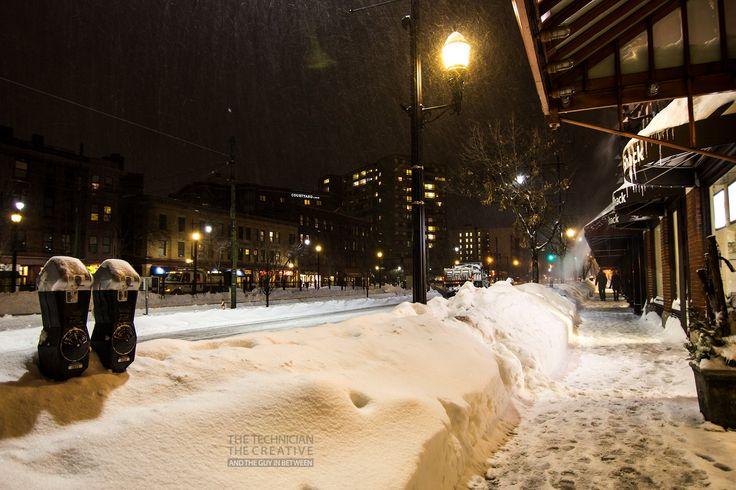 USA - Boston - Schneesturm Juno © https://www.facebook.com/TCGib