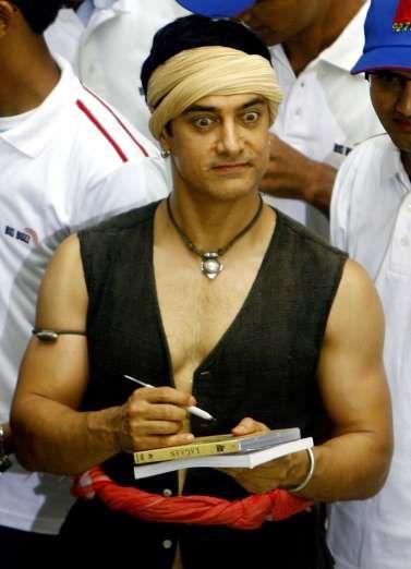 Aamir Khan - AFP Photo