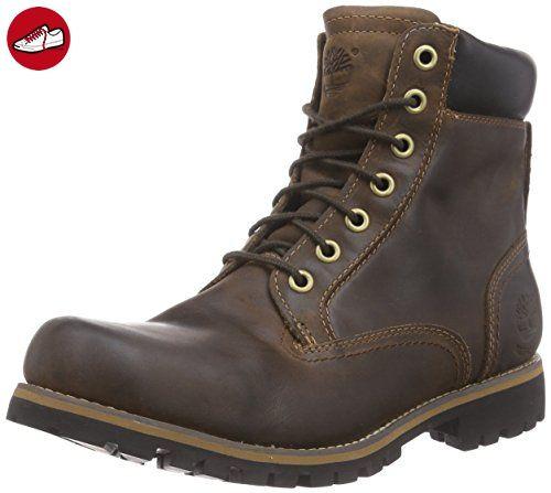 Ek Stormbuck Chukka, Chaussures de ville homme, Braun (Burnished Dark Brown Oiled), 47.5 EUTimberland